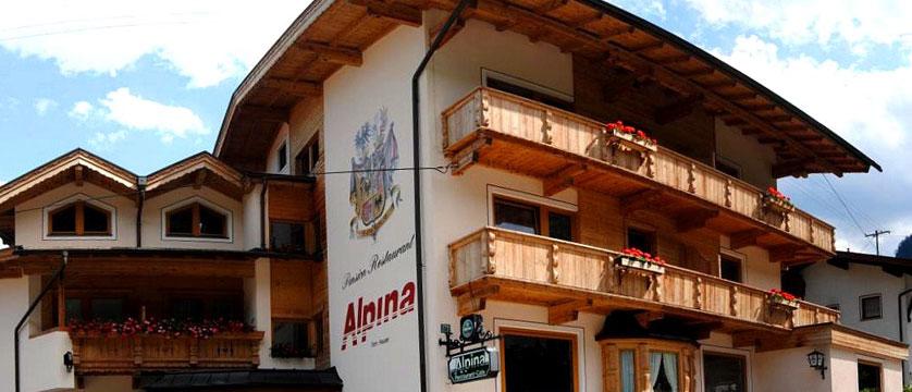 Hotel Alpina Shwendau, Mayrhofen, Austria - Exterior.jpg